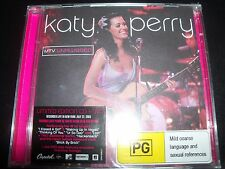 Katy Perry Unplugged CD DVD – New