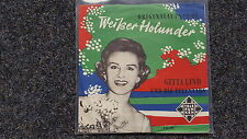 Gitta Lind - Weisser Holunder 7'' Single
