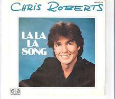 CHRIS ROBERTS - La la la song