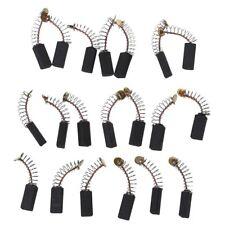 10 paia 12,7 x 5,5 x 4 mm Motore Spazzole di carbone per trapano elettrico K6M7