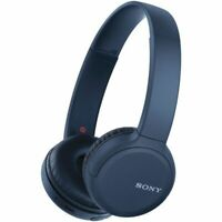 SONY Bluetooth Wireless Headphone WH-CH510 Blue 2019 Model AAC Compatible New