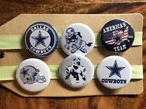 Dallas Cowboys NFL American Football - Pin Badge Set