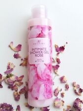 100% Natural intimate shower gel with Bulgarian Rose water, REAL ROSE AROMA !