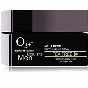 O3+ Exquisite Men Meladerm Whitening 24 Hr Tea Tree Cream 50ml