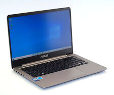 "Asus ZenBook UX410U Core i7-8550U 8GB RAM 256GB SSD 14"" HD Display Windows 10"