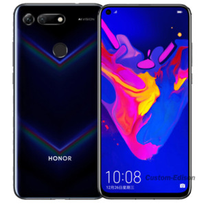 "6.4"" Honor V20 Honor View 20 Cell Phone Kirin 980 4000mAh  48.0MP Smartphone"