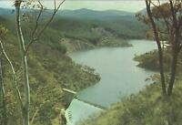 COTTER DAM near CANBERRA ACT POSTCARD - NEW & PERFECT