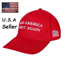 Donald Trump MAGA Hat Make America Great Again Hat US President Republican  Red eb5746a05fef