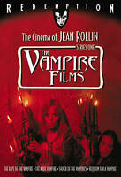 Cinema Of Jean Rollin: Series 1 - 4 DISC SET (2014, DVD New) FRA LNG/ENG SUB