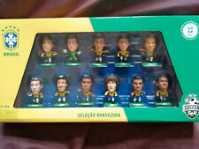 More details for .soccerstarz, brazil team pack. boxed new, free p+p.