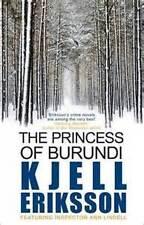 The Princess of Burundi By Kjell Eriksson (Paperback 2011) New, free shipping