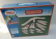 Thomas The Train  Wooden Wood Railway Circle Circus Expansion Pack Set NEW