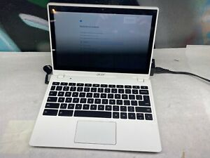 "Acer Chromebook C720 11.6"" Celeron 1.4GHz 4GB RAM - TESTED - NO AC ADAPTER"