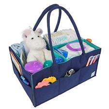 Baby Diaper Caddy Organizer by Mi Risingstar - Large Nursery Storage Basket t.