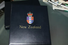 NEW ZEALAND - 1994-99 SG/DAVO HINGELESS ALBUM ALL LEAVES WITH CASE - EMPTY