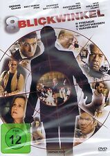 DVD NEU/OVP - 8 Blickwinkel - Dennis Quaid, Matthew Fox & Forest Whitaker