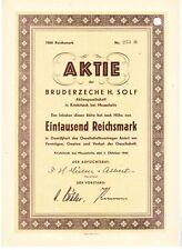Bruderzeche H. Solf  1940 Kriebitzsch bei Meuselwitz