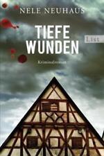 Nele Neuhaus, Tiefe Wunden -