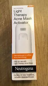 Light Therapy Acne Mask Activator (Exp 2018) NEW Factory Sealed Free Shipping