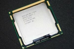 Intel® Quad Core™ CPU i7-870 SLBJG 2.93GHz LGA1156 Processor Prozessor
