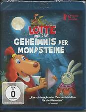Lotte und das Geheimnis der Mondsteine [Blu-ray] Heiki Ernits Neu!