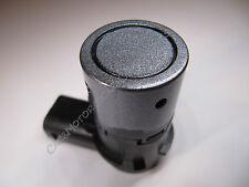 Bmw pdc-sensor/Sensor de Aparcamiento 66 20 6 989 111 gris plata a08 nuevo