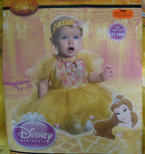NWT Disney Princess BELLE  Sz 12-18M Costume