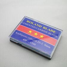5Pcs 45° HQ Blades for Roland GCC LiYu Vinyl Cutter Cutting Plotter