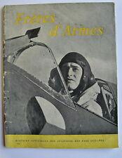 FRERES D'ARMES, HISTOIRE OFFICIELLE DES AVIATIONS DES PAYS OCCUPES,1944