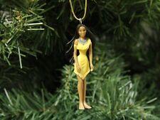 Pocahontas Mini Disney Princess Christmas Ornament