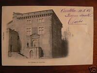 cpa 26 le chateau de condillac