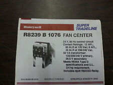 Outdoor Wood Furnace Boiler Honeywell Fan Center R8239B1076