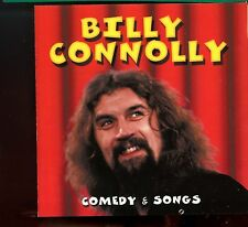Billy Connolly / Comedy & Songs