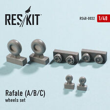 Reskit - 48-0032 - Rafale A/B/C (wheels set) - 1:48