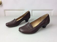 SOFTSPOTS Leather Loafers Pumps Women's Size 8.5W