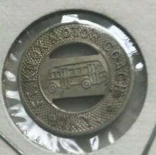 Fort Knox Kentucky KY Ft Knox Motor Coach Transportation Token