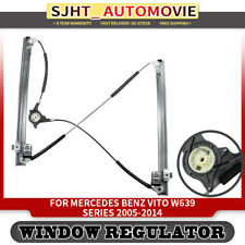 For Mercedes Benz Vito W639 2005-2014 RH Front Right Window Regulator w/o Motor