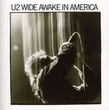 U2/Wide Awake In America * NEW & SEALED CD * NUOVO *
