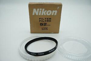 Nikon filtro 52 mm L 37 C