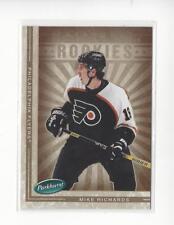 2005-06 Parkhurst #652 Mike Richards RC Rookie Flyers