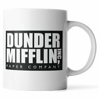 Dunder Mifflin The Office Boss Mug - Birthday Party Gift Present Cute Funny