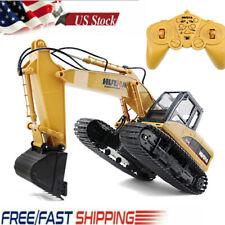 1:14 Remote Control Excavator Rc Toy Construction Equipment Excavator Bulldozer