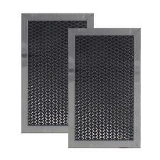 2 PK GE COMPATIBLE CHARCOAL CARBON FILTERS JX81C WB02X10776 WB2X10776  AFF48-CH