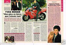 Coupure de Presse Clipping 1993 (1 page 1/2 ) Yves Rénier