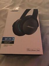 Bose QuietComfort25 QC25 Acoustic Noise Cancelling Headphones Black/Charcoal
