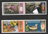 FALKLAND ISLANDS SG1273/6 2013 COLOUR IN NATURE (2nd SERIES) MNJH