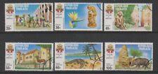 Togo - 1971, Tourism set - F/U - SG 821/6