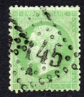 France 5 Cent Stamp c1862 Used (2355)