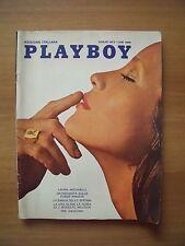 PLAYBOY ANNO II° N. 7  DEL LUGLIO 1973 - LAURA ANTONELLI