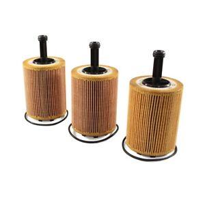 Oil Filter HU719/7x (3 Pack) fits VW GOLF V 1K1, Mk5 3.2 R32 4motion 1.9 TDI